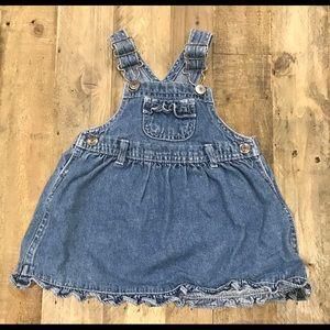 Denim Arizona overall dress